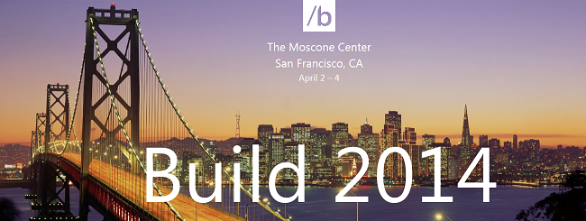 Logo Build 2014